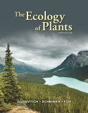 The Ecology of Plants Book