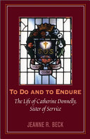 To Do and to Endure Pdf/ePub eBook