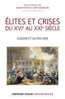 Pdf Élites et crises du XVIe au XXIe siècle Telecharger