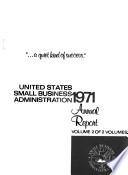 SBA Annual Report