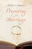 Preparing For Marriage Book PDF