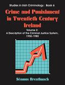 Pdf Crime and Punishment in Twentieth Century Ireland Telecharger