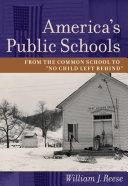 America's Public Schools