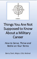 Things You Are Not Supposed to Know About a Military Career