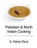 Pakistani North Indian Cooking