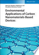 Environmental Applications of Carbon Nanomaterials Based Devices Book