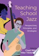 Teaching School Jazz Book PDF