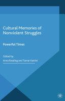 Pdf Cultural Memories of Nonviolent Struggles Telecharger