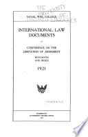 International Law Situations with Solutions and Notes