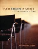 Public Speaking in Canada