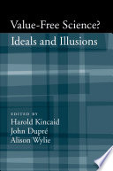 Value-Free Science  : Ideals and Illusions?