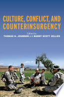 Culture Conflict And Counterinsurgency