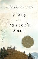 Diary of a Pastor's Soul Pdf/ePub eBook