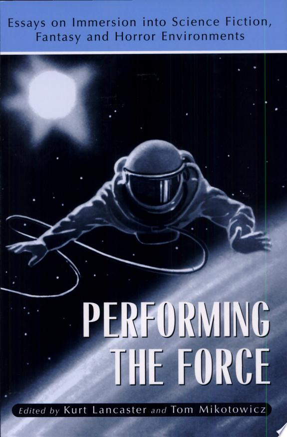 Performing the Force
