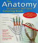 The Anatomy Student s Self Test Coloring Book
