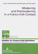 Pdf Modernity and Postmodernity in a Franco-Irish Context