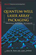 Quantum Well Laser Array Packaging