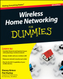 Pdf Wireless Home Networking For Dummies