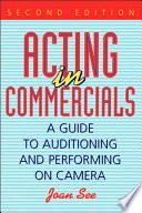 Acting in Commercials