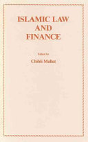 Islamic Law And Finance