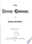 The Literary churchman
