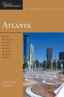 Explorer s Guide Atlanta  A Great Destination