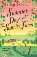 Summer Days at Sunrise Farm Pdf/ePub eBook