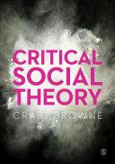 Critical Social Theory