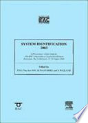 System Identification Sysid 03  Book PDF