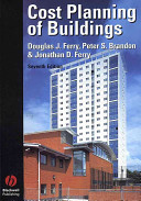 Cost Planning Of Buildings
