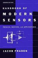 Handbook Of Modern Sensors Book PDF