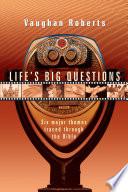 Life s Big Questions Book