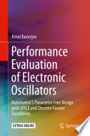 Performance Evaluation of Electronic Oscillators