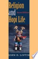 Religion And Hopi Life