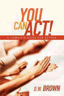 You Can Act  Book PDF