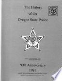 The History of the Oregon State Police