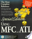 Using MFC and ATL