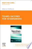 Vaccines For Veterinarians E Book Book PDF