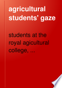 agricultural students  gaze