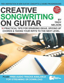 Creative Songwriting on Guitar Book PDF