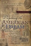 Pdf Deepening the American Dream