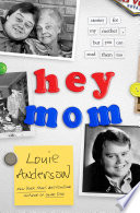 Hey Mom Book