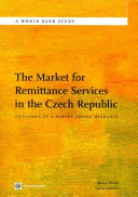 The Market for Remittance Services in the Czech Republic