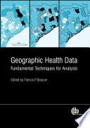 Geographic Health Data