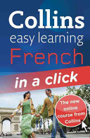 Collins Easy Learning French in a Click