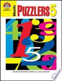 Math Puzzlers - Grade 5