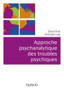 Pdf Approche psychanalytique des troubles psychiques - 2e éd. Telecharger