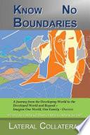 Know No Boundaries Book PDF