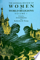 Annual Review of Women in World Religions  The