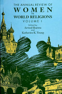 Annual Review of Women in World Religions, The Book